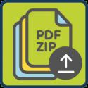 Upload PDF et ZIP sur les pages produit - Module Prestashop