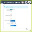 Advanced content translator - Addons Prestashop