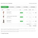 Minimum amount order for several categories - Addons Prestashop