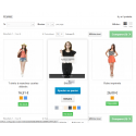 Second product image and attributes on mouseover - Addons Prestashop