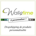 Dropshipping Module - Wall2time - Custom clock