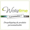 Dropshipping addons Prestashop - Wall2time - Custom clock