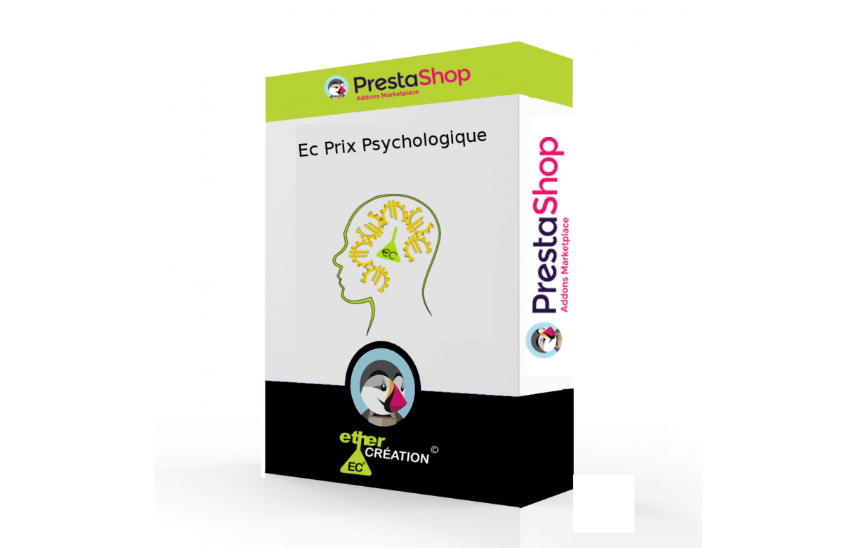 Psychological price - Addons Prestashop