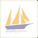 Phpmyadmin sur le backoffice