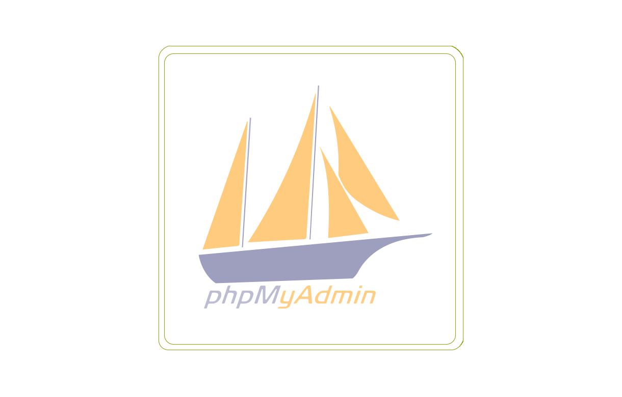 Phpmyadmin on the backoffice - Addons Prestashop